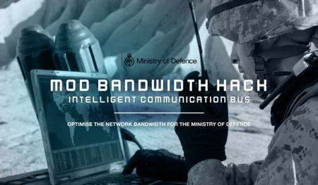 MoD Bandwidth Hackathon: Intelligent Communication Bus
