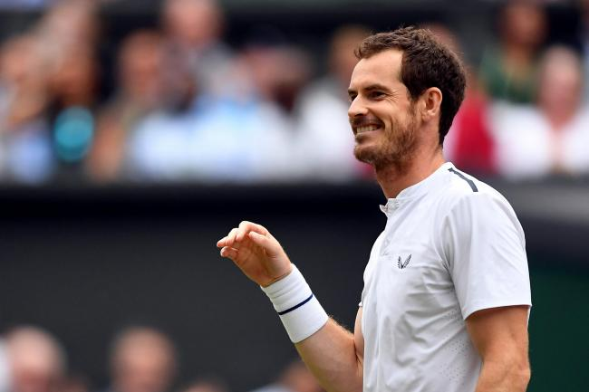 Andy Murray savoured a double victory in Cincinatti