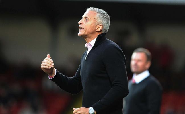 Williams extremely lucky to get away with Cobblers' match-winning goal: Curle
