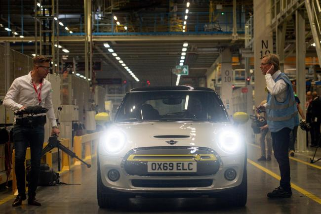 BMW Oxford plant set to close for Brexit