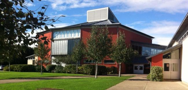 Wiltshire Music Centre has been forced to close its auditorium because of a structural issue