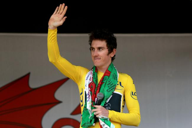 Geraint Thomas has pulled out of the time trial at the World Championships in Yorkshire