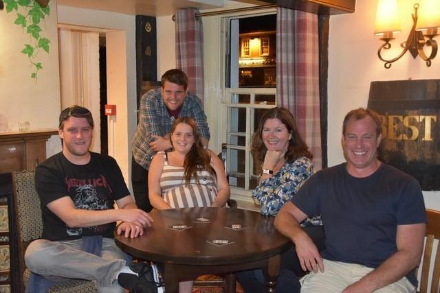 Fresh faces at The Ship at Upavon