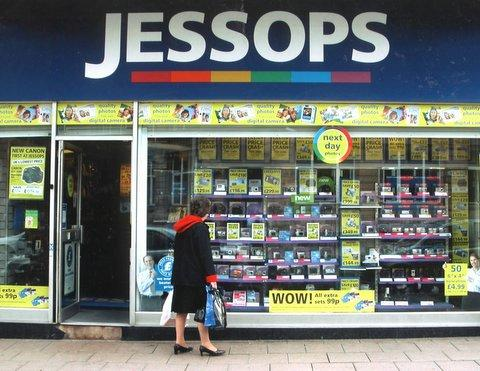 This Is Wiltshire: Camera chain Jessops goes in to administration