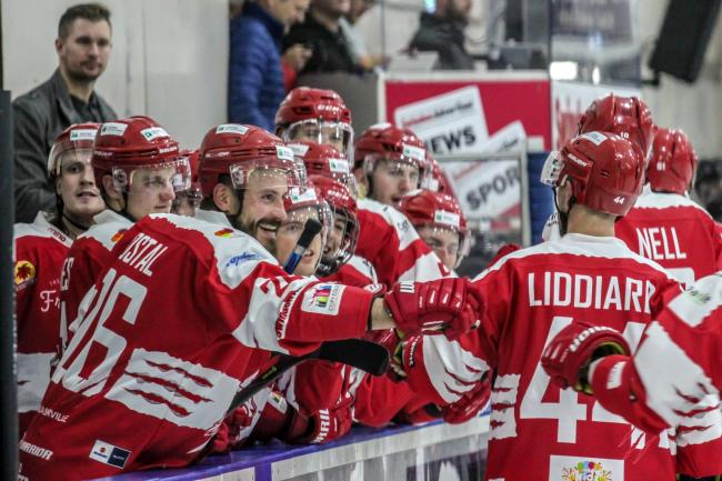 Swindon Wildcats have won five of their eight games in the National League this season Picture: KAT MEDCROFT