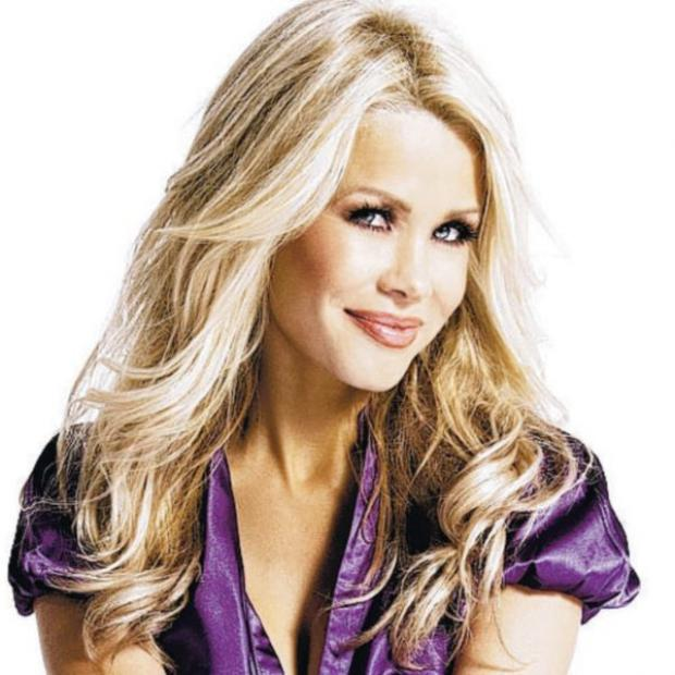 This Is Wiltshire: Swindon's Melinda Messenger