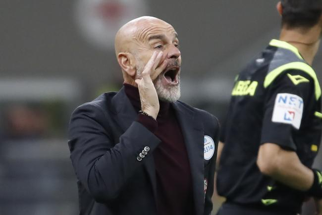 Stefano Pioli wants to meet the challenge of Juventus head-on