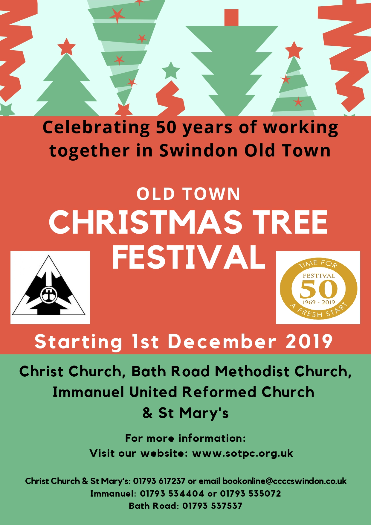 Old Town Christmas Tree Festival