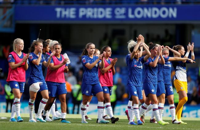 FAWSL talking points: Chelsea hit six, Spurs score stoppage-time winner