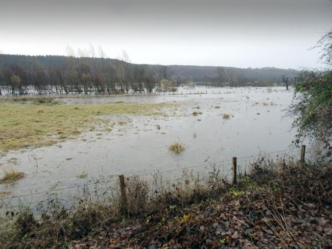 Wiltshire prepare for winter flood risk
