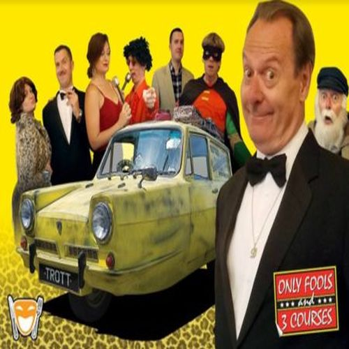 Only Fools and 3 Courses - Newbury 25/01/2020