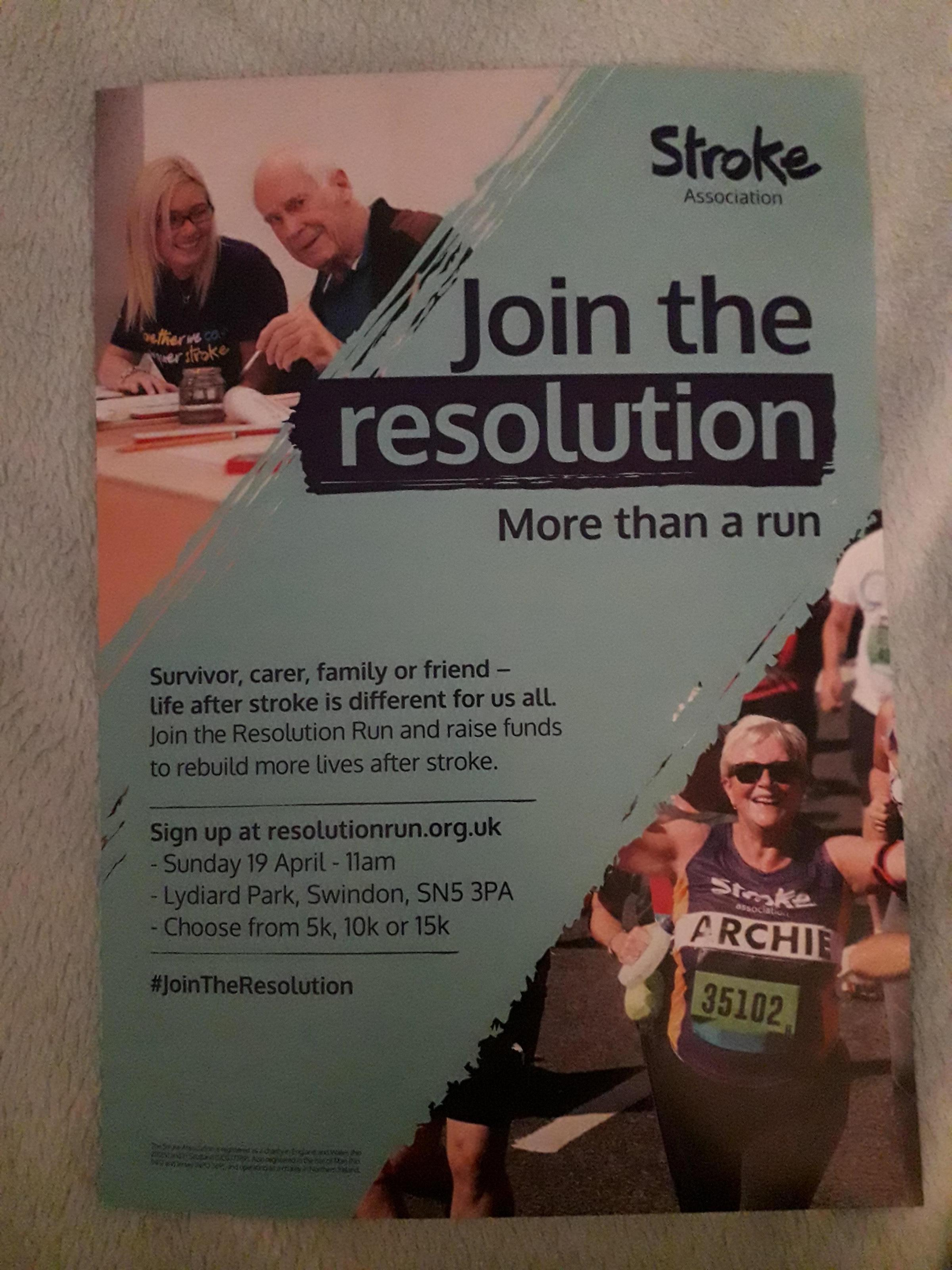Swindon Resolution Run
