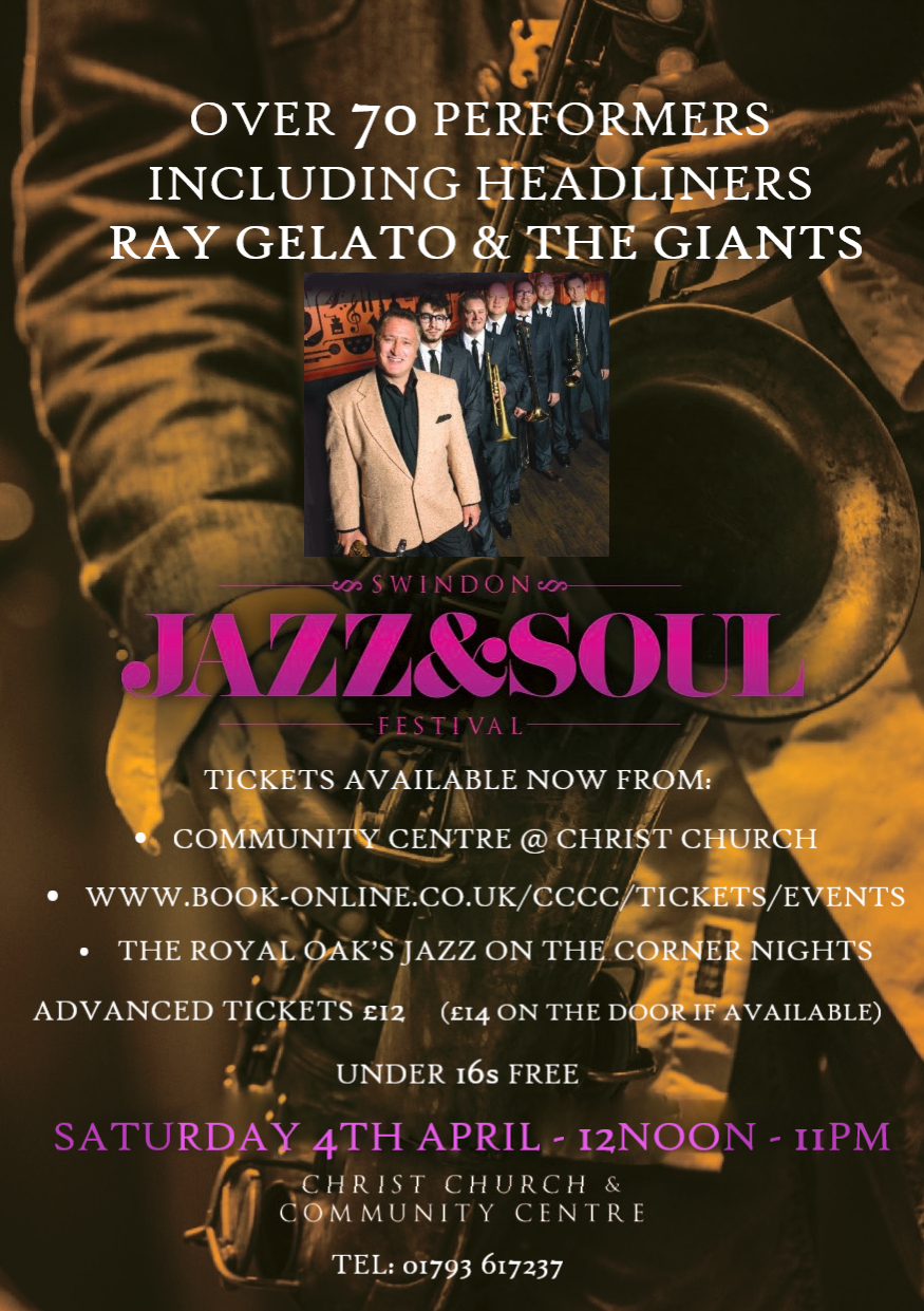 Swindon Jazz & Soul Festival