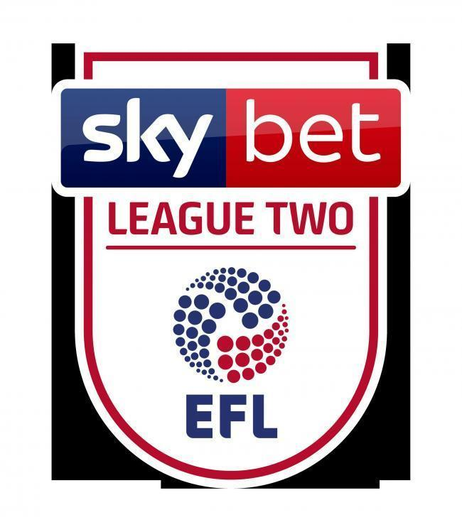 League Two Badge