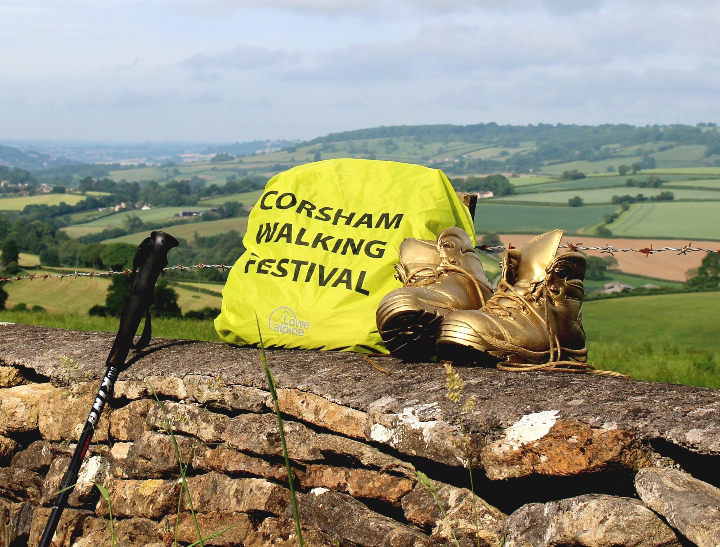 Corsham Walking Festival 2020
