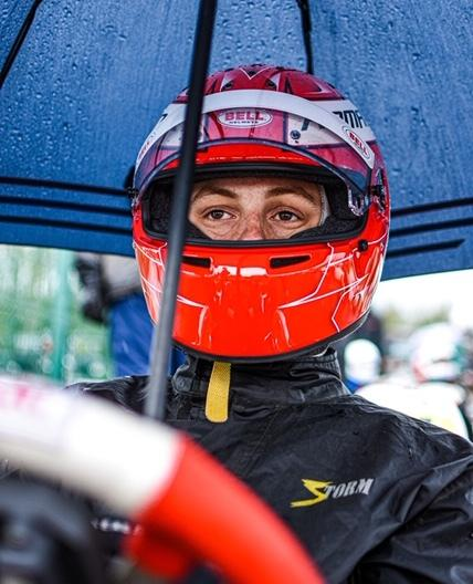 KARTING: Romanek ready to race in UKC