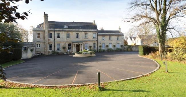 Leigh Park Country House Hotel at Bradford Leigh