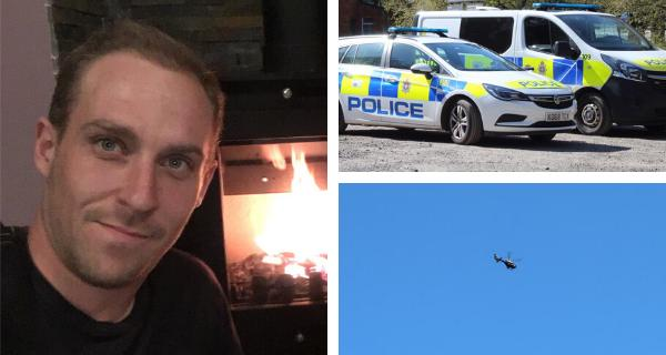 Police helicopter joins search for Swindon man last seen leaving Great Western Hospital