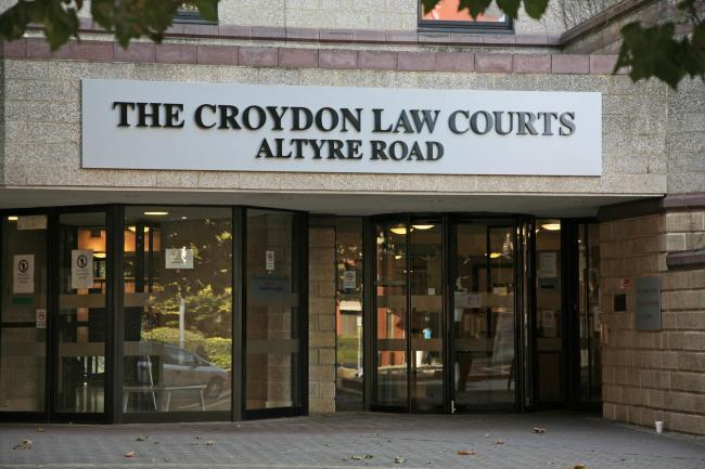 Croydon Crown Court.