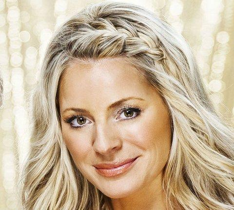 This Is Wiltshire: Tess Daly is one of the famous faces who will be taking part in National Doodle Day