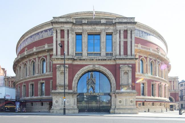 The Royal Albert Hall is home of the BBC Proms