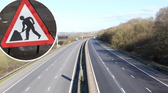 M4 roadworks planned