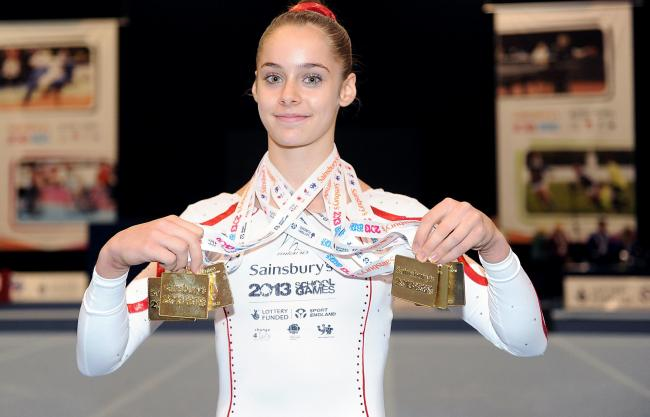 Former junior and British champion Catherine Lyons has spoken out against British Gymnastics
