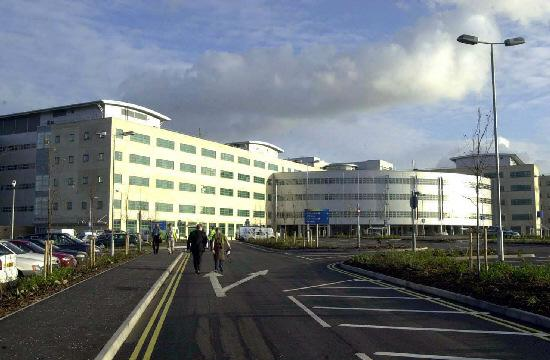 This Is Wiltshire: The Great Western Hospital in Swindon