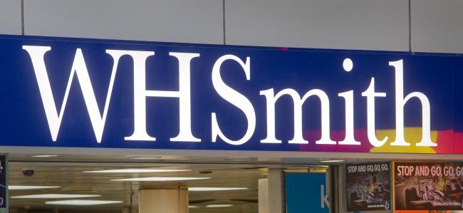 WHSmith to cut 1,500 jobs due to 'slow' recovery from coronavirus crisis. Picture: PA Wire