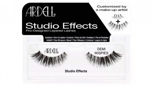 This Is Wiltshire: When you want to feel extra glam, try a pair of the Ardell Eyelash Demi Wispies Studio Effects. Credit: Ardell