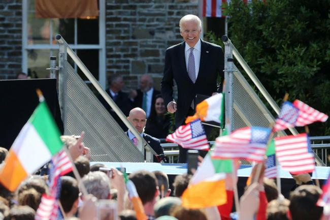 Biden warns NI peace deal must not be 'casualty' of Brexit