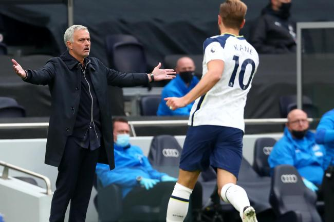 Tottenham manager Jose Mourinho opted not to criticise the current handball rule after Eric Dier was penalised in stoppage time and Newcastle snatched a draw.