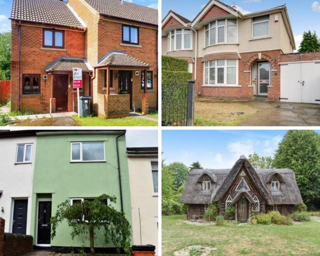 Would you move in to one of Swindon's most viewed homes? (All images courtesy of Zoopla).