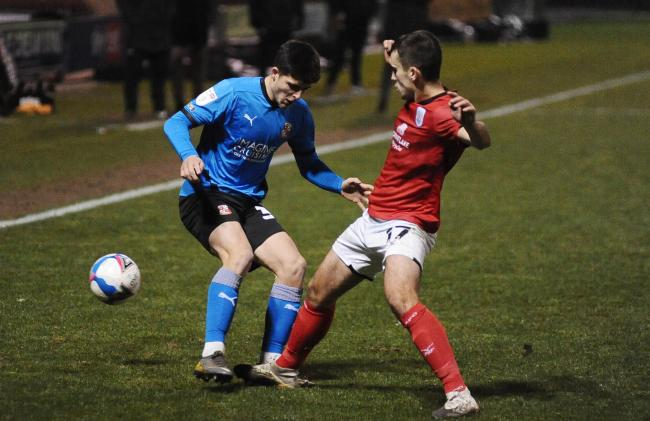 FA Youth Cup: Parsons double sees Town comfortably into round four