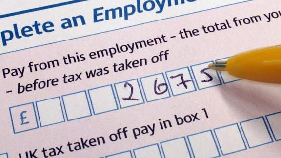 HMRC waive fines for late self-assessment returns. (PA)