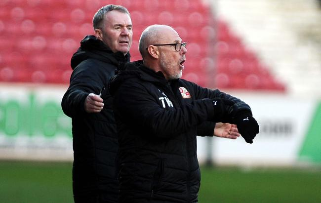 Town announce Wright as caretaker following confirmation of Sheridan's departure