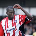 Offers:  Toumani Diagouraga will consider his options in the summer.