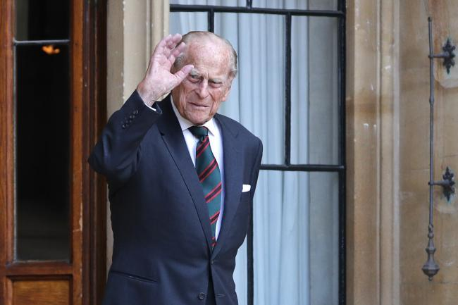 Swindon mourns after Prince Philip laid to rest