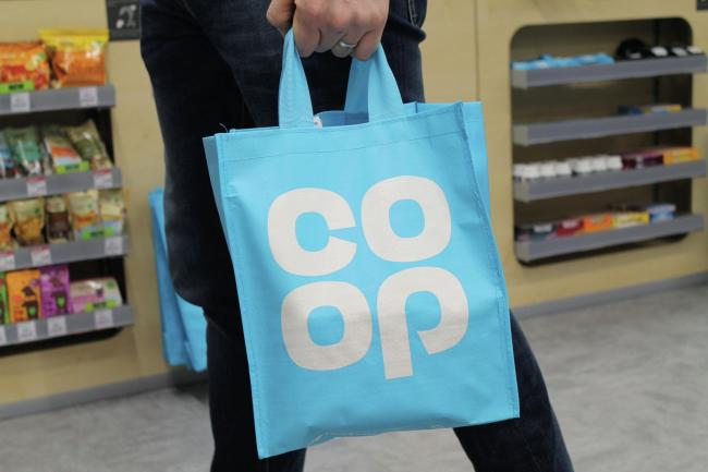 A Co-op bag