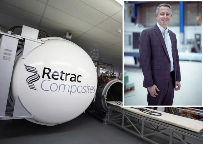 Dan Walmsley is the new CEO of Retrac Group, which is now owned by its employees through a trust