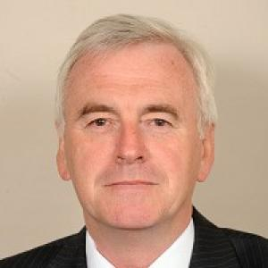 This Is Wiltshire: John McDonnell, Labour MP for Hayes and Harlington, is to run for Labour leader