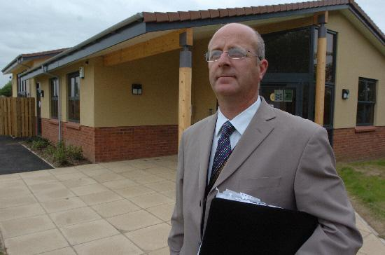 This Is Wiltshire: Andy Packer, headteacher of Trowbridge's John of Gaunt School