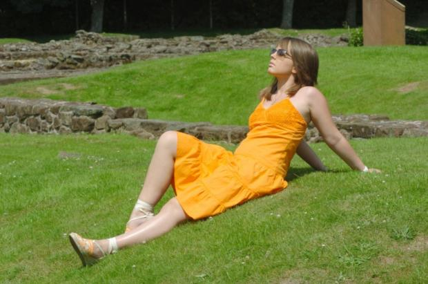 This Is Wiltshire: Timely advice for sun worshippers