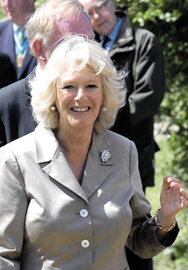 This Is Wiltshire: The Duchess of Cornwall