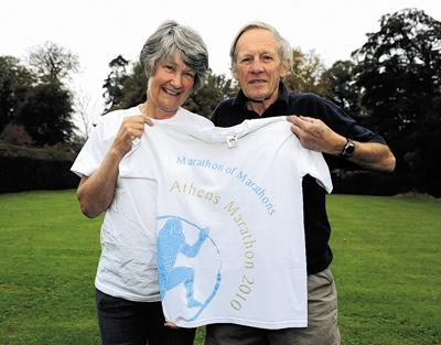 This Is Wiltshire: Sue and Bruce Tulloh