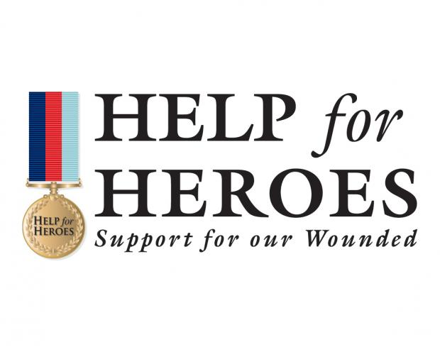 This Is Wiltshire: Help for Heroes riders will pause at The Cenotaph in London on Sunday to pay their respects