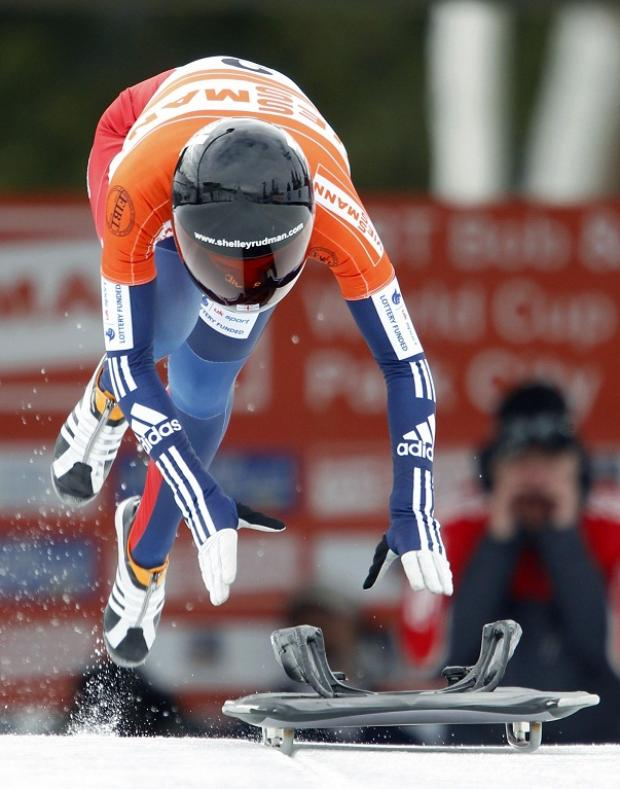 This Is Wiltshire: Shelley Rudman was seventh at Lake Placid
