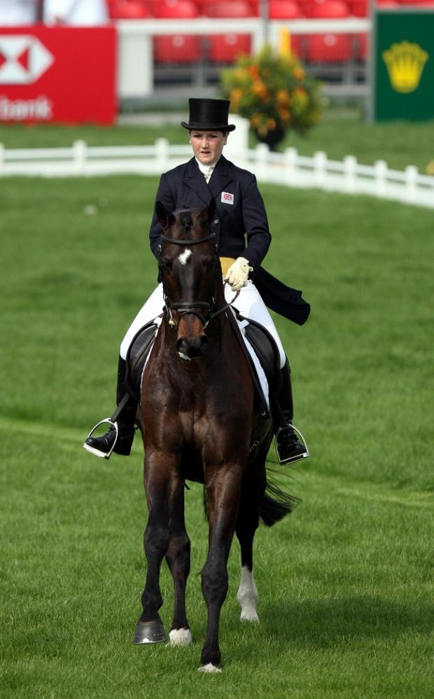 This Is Wiltshire: Wiltshire eventer Laura Collett