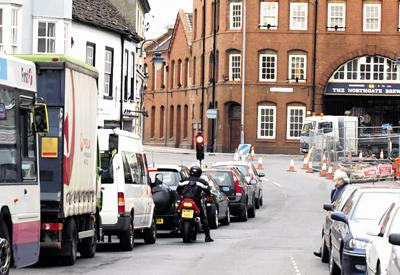 This Is Wiltshire: Drivers share their views on Devizes' traffic problems online