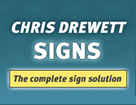Chris Drewett Signs Ltd